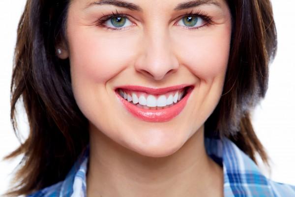 Flouride - Women Smiling