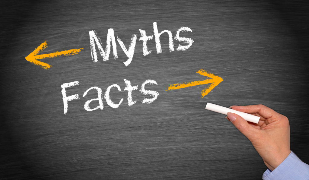 Most Common Myths About Cosmetic Dental Procedures