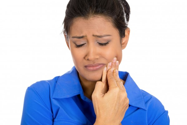 Root Canal - Women in pain