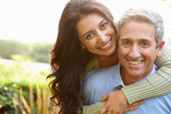Veneers - Smiling Couple