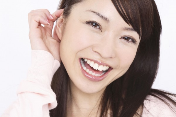 White Fillings - Chinese women smiling