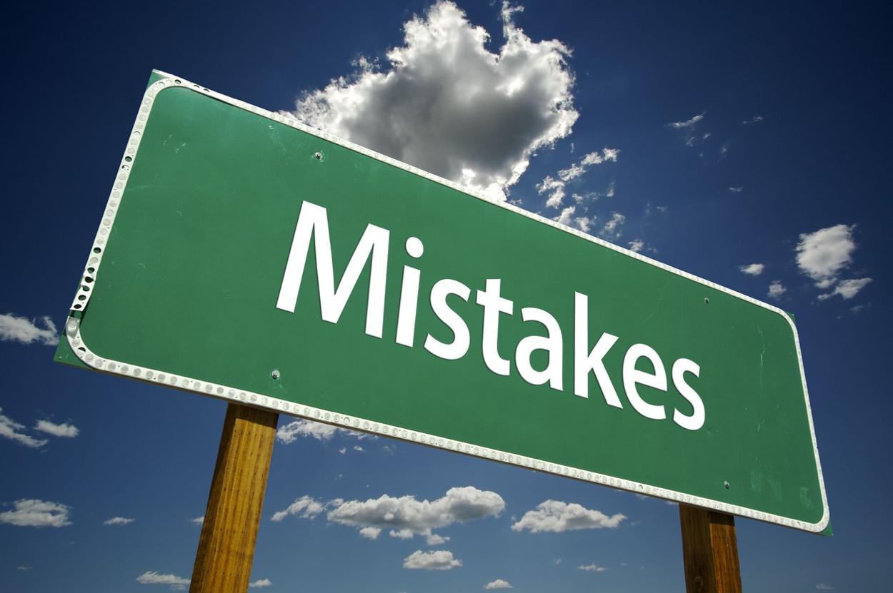 Mistakes 2