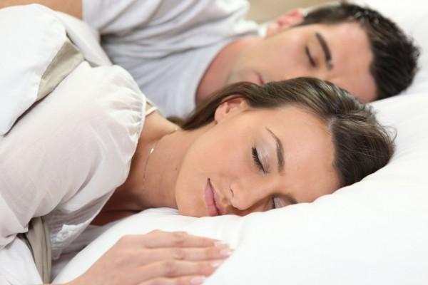 Nightguard - Sleeping couple