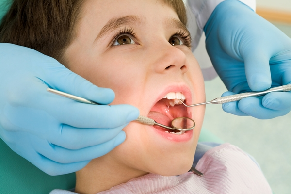 Visiting the Dentist: Helping Children Ease Their Worries