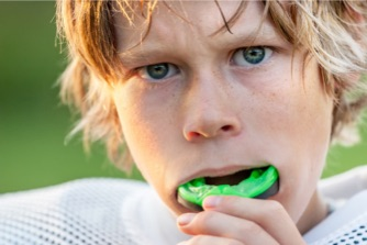 Mouthguards for Children's Sports