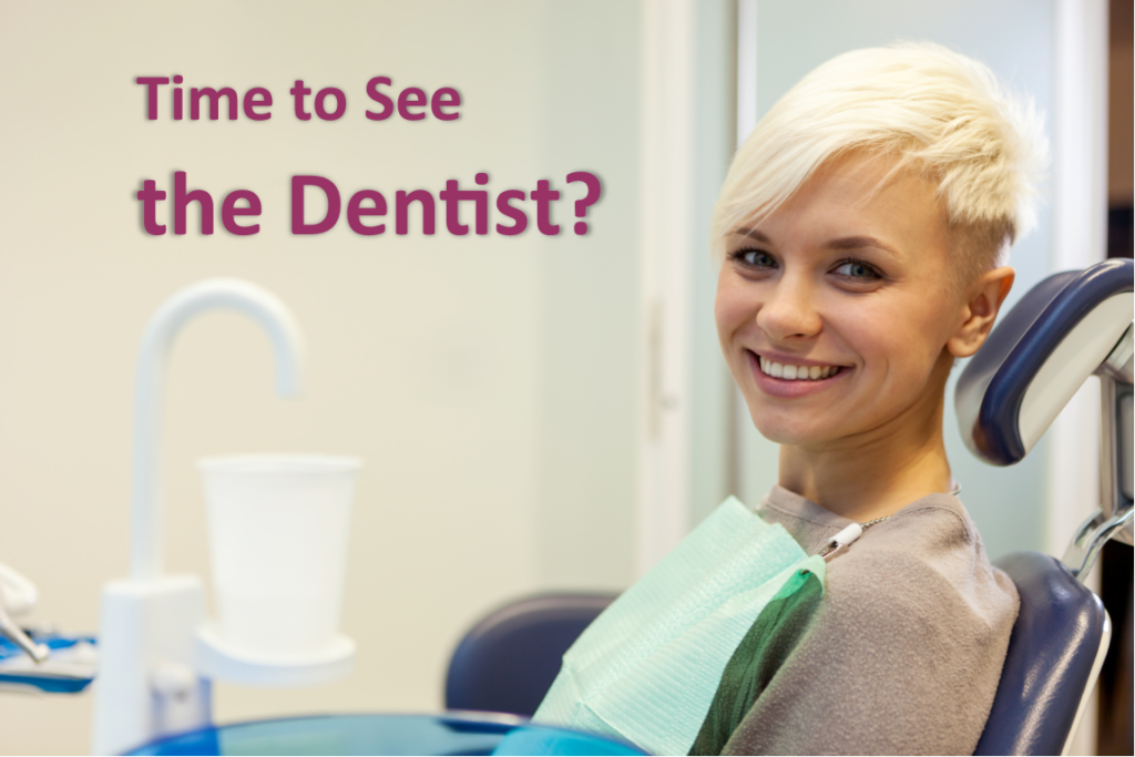 5 Signs You Need To See A Dentist